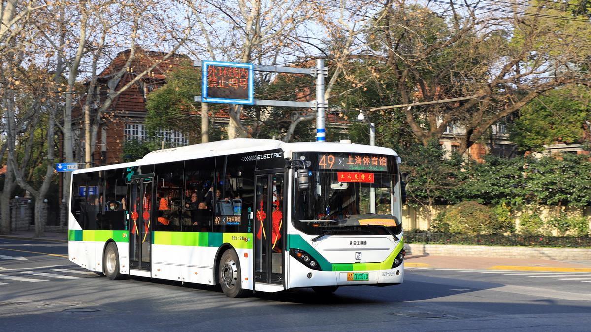 """跟着这条公交线路,一起感受独特的上海""""腔调"""""""